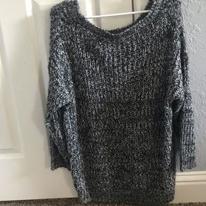 Adorable Grey Sweater